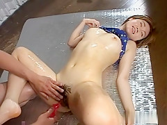 Amazing Japanese model in Hottest JAV uncensored Blowjob clip