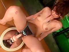 Crazy Japanese model Moe Serizawa in Incredible Toys, Couple JAV video