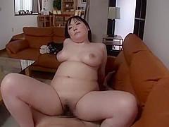 Hottest Japanese slut Haruna Saeki, Kaori Saejima, Yukari Ayasaki in Incredible Hardcore, Blowjob JAV movie