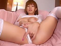 Hottest Japanese slut Airu Oshima in Fabulous JAV uncensored MILFs scene