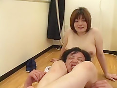 Incredible JAV censored porn scene with exotic japanese girls