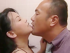 Fabulous JAV censored sex video with incredible japanese whores