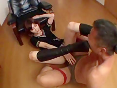 Incredible JAV censored xxx clip with exotic japanese chicks