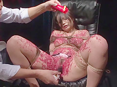 Hinayo Monoki in Behind His Wife part 3.1