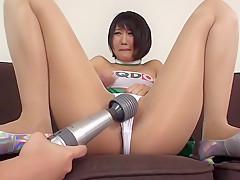 <フェチ動画>湊莉久