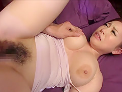 Model Akane Mizusaki...