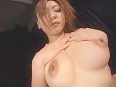 Incredible Japanese girl Emi Harukaze in Exotic Solo Girl JAV video