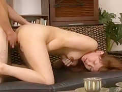 Horny Japanese whore Akari Minamino, Azusa Ito in Exotic Doggy Style JAV video