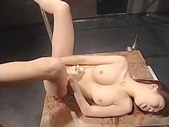 Incredible Japanese slut Runa Sezaki in Best BDSM, Dildos/Toys JAV movie