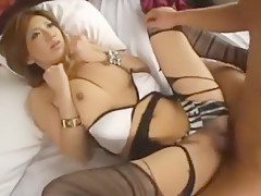 Amazing Japanese chick Jyuri Sawaki in Exotic Fetish JAV scene