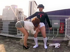 Best Japanese slut Rio Hamasaki in Crazy Outdoor, Big Tits JAV movie