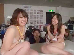 Best Japanese chick in Horny Softcore, Striptease JAV movie