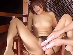 Hottest Japanese model Saya Tachibana in Fabulous JAV uncensored College Girl scene