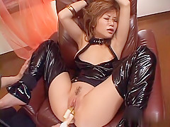 Amazing Japanese slut Akane Hotaru in Hottest JAV uncensored Squirting clip