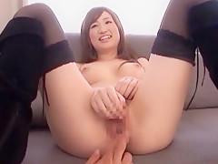 Amazing Japanese slut Nozomi Osawa in Crazy Masturbation/Onanii, Big Tits JAV clip