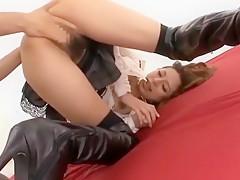 Horny Japanese slut Roa Sumikawa, Saya Mizuki, Sakura Ayane in Exotic BDSM, Facial JAV video