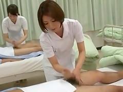 Exotic Japanese slut Ryo Sena, Imai Natsumi, Yuzu Yamanashi in Fabulous Nurse/Naasu JAV scene