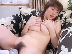 Crazy Japanese slut Nana Aoyama in Horny Big Tits JAV clip