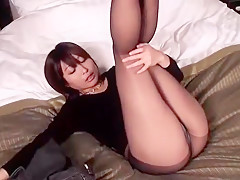 Crazy Japanese girl Miwako Yamamoto in Incredible Lingerie JAV video
