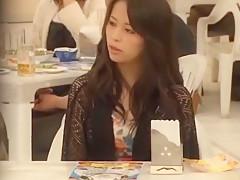 Hottest Japanese girl Kyouko Maki in Incredible JAV video