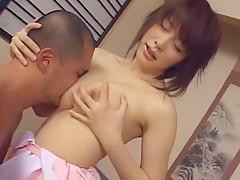 Fabulous Japanese chick Kasumi Uehara in Hottest JAV clip
