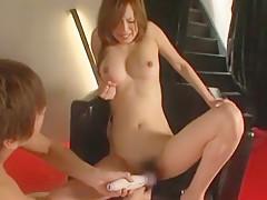 Crazy Japanese whore Emiri Seo in Hottest Sports, Squirting/Shiofuki JAV clip