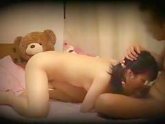 Fabulous Japanese model Kurumi Tachibana in Amazing Oldie, Girlfriend JAV video