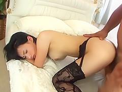 Crazy Japanese girl Mio Kanna in Amazing JAV uncensored Group Sex movie