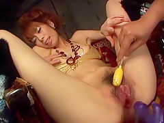 Amazing Japanese girl Mei Natsuki in Hottest JAV uncensored Blowjob clip