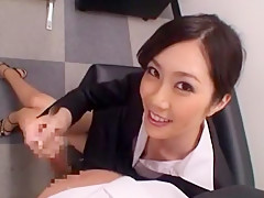 Best Japanese whore Kotone Amamiya in Incredible Cumshots, POV JAV scene