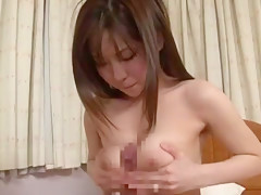 Amazing Japanese chick Harumi Asano in Hottest Couple, Lingerie JAV movie