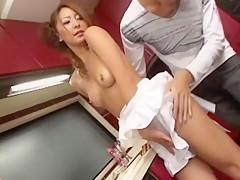 Luna Mikami in Platinum