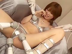 Rika Sakurai in Gold Angel 12