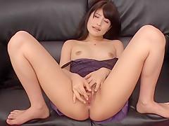 Crazy Japanese model Saki Kobashi in Amazing JAV uncensored Masturbation movie