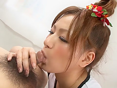 Exotic Japanese girl Yukina Momose in Horny JAV uncensored Amateur clip