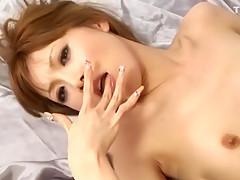 Hottest Japanese model Rika Sakurai in Fabulous JAV uncensored Anal scene