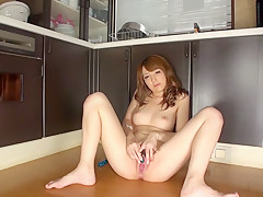 Best Japanese slut Hikaru Shiina in Crazy JAV uncensored Masturbation video