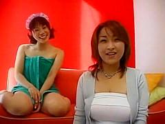 Horny Japanese girl Yui Tomoe in Crazy JAV clip