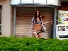 Best Japanese whore Azusa Ayano in Hottest Voyeur JAV clip