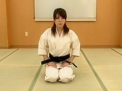 Amazing Japanese girl Sae Mimura in Incredible JAV clip