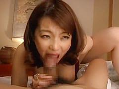 Crazy Japanese slut Mio Fujii in Horny Cunnilingus, Couple JAV scene