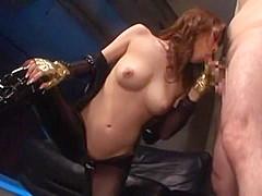 Amazing Japanese girl Moe Serizawa in Horny Cumshot, Couple JAV scene