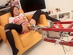 Fabulous Japanese girl Yuu Shiraishi in Amazing Stockings, Solo Female JAV video