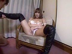Hottest Japanese whore Kirara Asuka in Amazing Masturbation, Couple JAV video