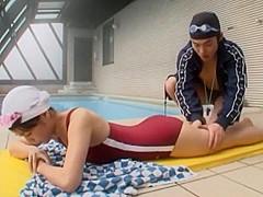 Fabulous Japanese chick Nana Nanaumi in Exotic Teens JAV scene