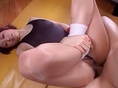 Fabulous Japanese girl Yuuki Makoto in Best JAV video