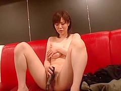 Exotic Japanese model in Incredible Blowjob, Close-up JAV movie