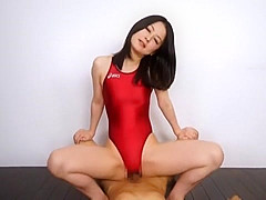 Horny Japanese whore Ayumi Iwasa in Amazing Lingerie, Face Sitting JAV movie