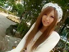 Horny Japanese chick Yua Izumi in Best Couple, Amateur JAV scene