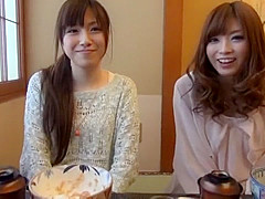 Best Japanese girl Rina Kato, Miu Fujisawa in Amazing Couple, MILF JAV scene